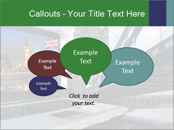 Tower Bridge PowerPoint Template - Slide 73