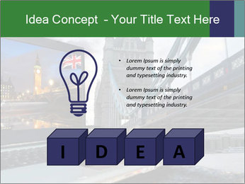 Tower Bridge PowerPoint Template - Slide 80