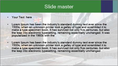 Tower Bridge PowerPoint Template