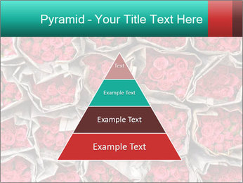 Red roses PowerPoint Template - Slide 30