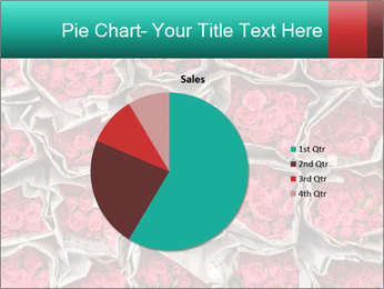 Red roses PowerPoint Template - Slide 36