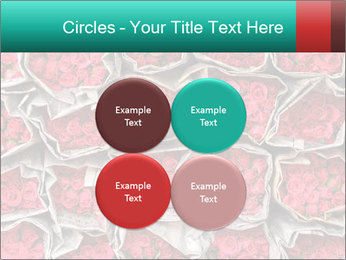 Red roses PowerPoint Template - Slide 38