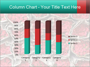 Red roses PowerPoint Template - Slide 50