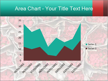 Red roses PowerPoint Template - Slide 53