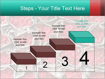 Red roses PowerPoint Template - Slide 64
