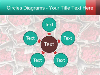 Red roses PowerPoint Template - Slide 78