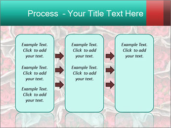 Red roses PowerPoint Template - Slide 86
