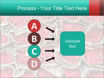 Red roses PowerPoint Template - Slide 94