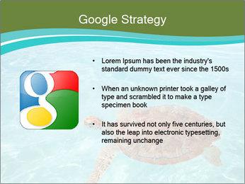 Green sea PowerPoint Templates - Slide 10