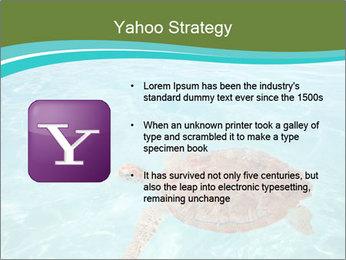 Green sea PowerPoint Templates - Slide 11