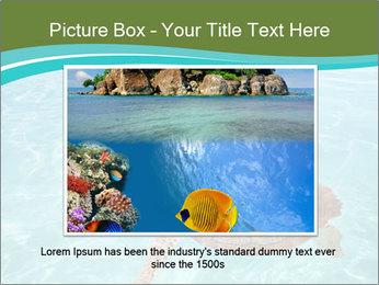 Green sea PowerPoint Templates - Slide 16