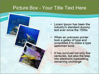 Green sea PowerPoint Templates - Slide 17