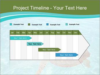 Green sea PowerPoint Templates - Slide 25