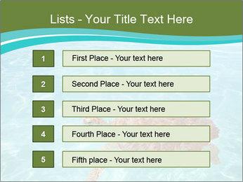 Green sea PowerPoint Templates - Slide 3