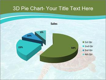 Green sea PowerPoint Templates - Slide 35
