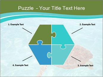 Green sea PowerPoint Templates - Slide 40