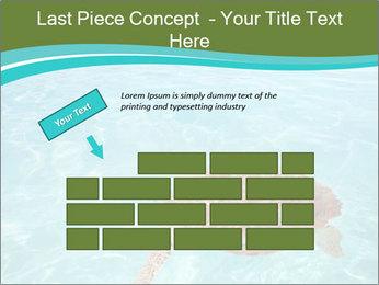 Green sea PowerPoint Templates - Slide 46