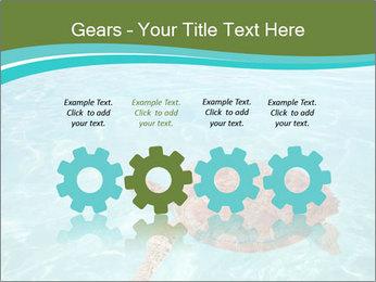 Green sea PowerPoint Templates - Slide 48
