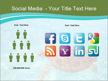 Green sea PowerPoint Templates - Slide 5
