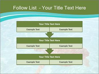 Green sea PowerPoint Templates - Slide 60