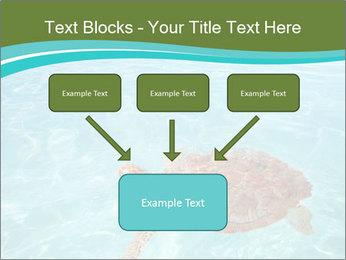 Green sea PowerPoint Templates - Slide 70