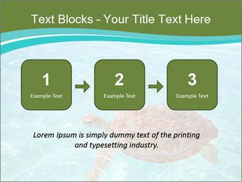Green sea PowerPoint Templates - Slide 71