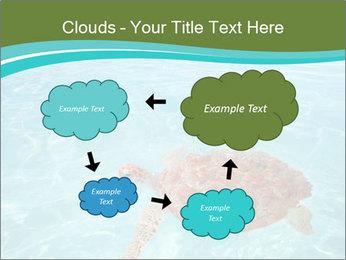 Green sea PowerPoint Templates - Slide 72