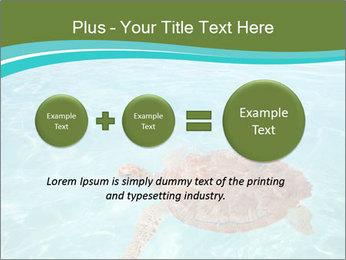 Green sea PowerPoint Templates - Slide 75