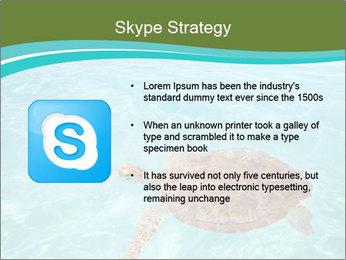 Green sea PowerPoint Templates - Slide 8