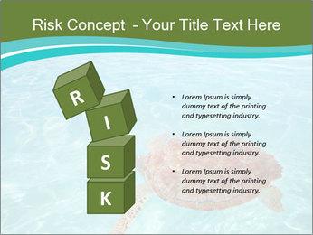 Green sea PowerPoint Templates - Slide 81