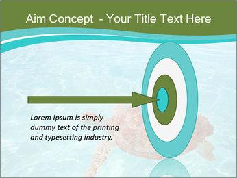 Green sea PowerPoint Templates - Slide 83