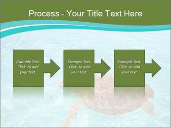 Green sea PowerPoint Templates - Slide 88