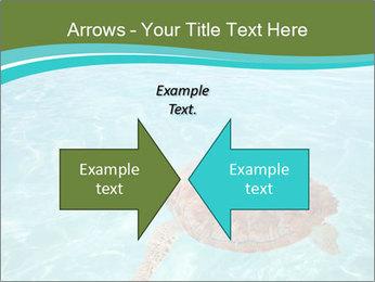 Green sea PowerPoint Templates - Slide 90