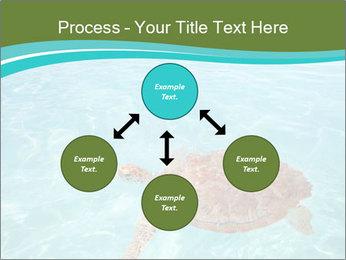 Green sea PowerPoint Templates - Slide 91