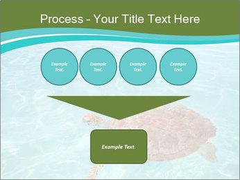Green sea PowerPoint Templates - Slide 93