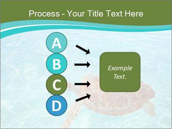 Green sea PowerPoint Templates - Slide 94