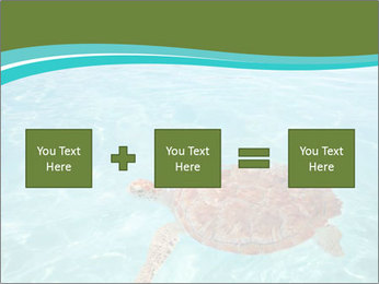 Green sea PowerPoint Templates - Slide 95