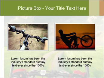 Bicycle riding PowerPoint Template - Slide 18