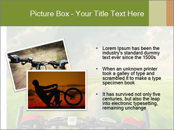 Bicycle riding PowerPoint Template - Slide 20