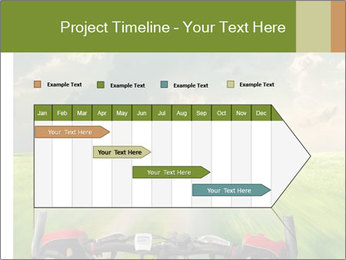 Bicycle riding PowerPoint Template - Slide 25