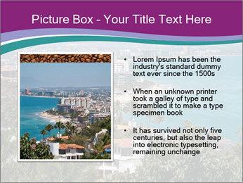 Vallarta city PowerPoint Template - Slide 13