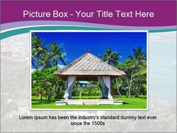 Vallarta city PowerPoint Template - Slide 15