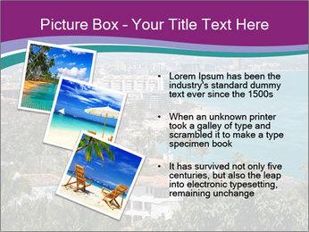 Vallarta city PowerPoint Template - Slide 17