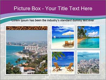 Vallarta city PowerPoint Template - Slide 19