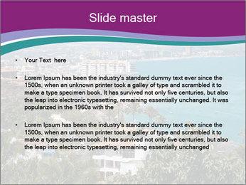 Vallarta city PowerPoint Template - Slide 2