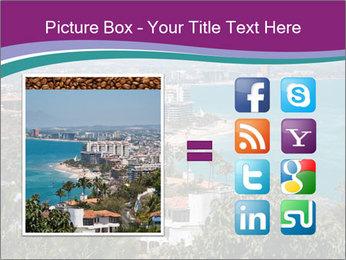 Vallarta city PowerPoint Template - Slide 21