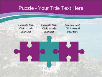 Vallarta city PowerPoint Template - Slide 42