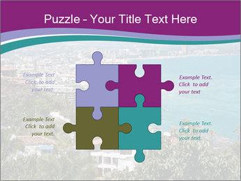 Vallarta city PowerPoint Template - Slide 43