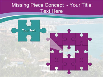 Vallarta city PowerPoint Templates - Slide 45