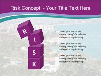 Vallarta city PowerPoint Template - Slide 81